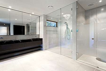 Shower Glass and Wetroom Glass